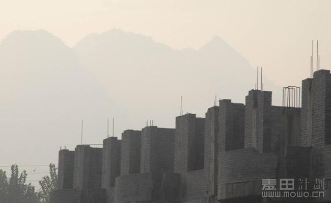 大山的脊梁—贵州
